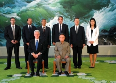 Bill Clinton Rescues Imprisoned Journalists Ling & Lee from N. Korea: Appears Kim Jong-il Wanted State Affair
