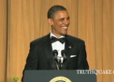 Obama Destroys Donald Trump & Birthers with Jokes at White House Correspondents' Dinner; Premieres His 'Lion King' Birth – Video