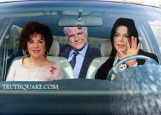 Michael Jackson, Elizabeth Taylor & Marlon Brando Road Tripped Across U.S. in Rental Car After 9/11, Eating at Every KFC & Burger King