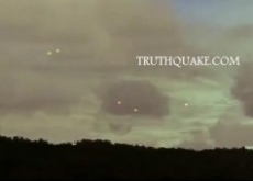 Five Glowing UFOs in Hawaii Filmed During Day – Video