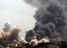 U.S., U.K., NATO Bombing Libya Every Half Hour in World War; Gaddafi Seeks China's Aide – Photos