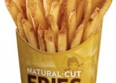 Wendy's Natural-Cut Fries Are Covered in Chemicals, Sugar & Higher in Sodium than Original