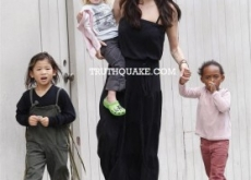 "Angelina Jolie ""Can't Have More Children"""