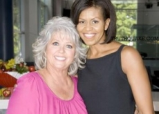Paula Deen Wages Jealous War on Michelle Obama & 2012 Election