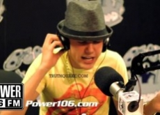 Justin Bieber Raps on Hip Hop Radio Amid Paternity Suit – Video