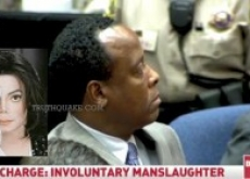 Conrad Murray Arrested without Bail Until Sentencing in Michael Jackson Homicide Trial – Video