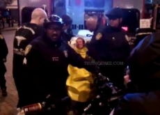 Pepper Sprayed, Beaten Pregnant Occupy Protester Miscarries Baby – Video