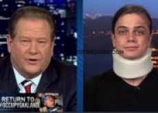 Scott Olsen's First Interview Since Occupy Cop Injuries – Video