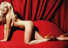 Full Lindsay Lohan Playboy Marilyn Monroe Pictorial