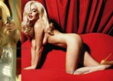 "Lindsay Lohan Playboy Gun Fight; ""Demon"" Client: Bodyguard to the Stars"