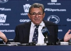 Joe Paterno Dies from Cancer, Penn State Child Molestation Scandal Stress