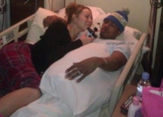 Nick Cannon Hospitalized for Kidney Failure; Mariah Carey Tweets Photo