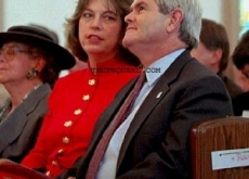 Ex-Wife Marianne Says Newt Gingrich Wanted Open Marriage; Lacks Moral Character