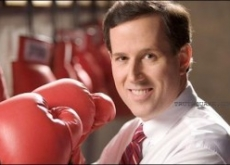 Rick Santorum Wants Christian Sharia Law