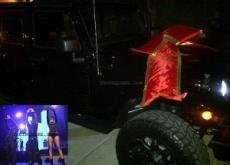 Jay-Z Gives Rihanna New Car on Day Beyonce Gives Birth; Affair?