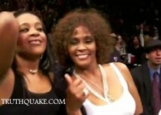Whitney Houston's Daughter Bobbi Kristina Found Getting High After Funeral; Suicide Watch