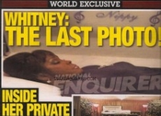 Whitney Houston's Dead Body in Casket Photo Leaks; Illuminati Link