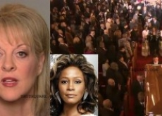Whitney Houston Was Murdered: Nancy Grace Defends Claim – Video