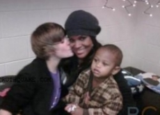 Justin Bieber & Usher Shafted Tameka Foster Over Career