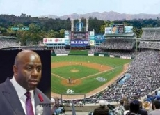 Magic Johnson Buys Dodgers for $2 Billion with Guggenheim Partners