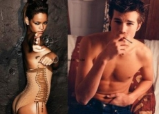 Rihanna & Ashton Kutcher Affair, Gay Affairs & Drugs Exposed