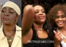 "Whitney Houston Murdered: Sister Leolah Brown; Bobbi Kristina ""Not Safe;"" Illuminati Hitman – Video"