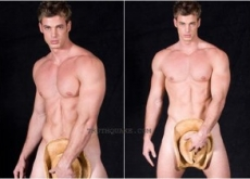 "William Levy Gutierrez Naked Before ""DWTS"""