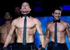 Channing Tatum Stripper Movie 'Magic Mike' Trailer – Video