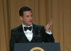 Jimmy Kimmel's Full White House Correspondents' Dinner Jokes – Video