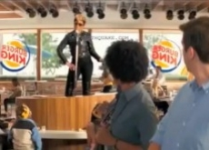 Mary J. Blige Sells Out; Sings About Burger King Chicken for $2 Million – Video