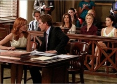"""Desperate Housewives"" Finale Recap: Death; Murder Trial; Birth; Wedding; Future"