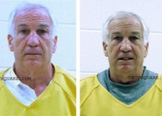 Jerry Sandusky Guilty of 45 Counts of Molestation; Jailed – Video