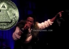 "Lauryn Hill Says Tax Evasion for Safety from Illuminati ""Military-Industrial Complex"" – Video"
