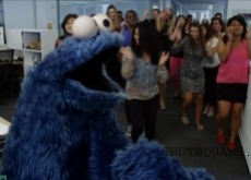 Cookie Monster Sings &#8220;Call Me Maybe&#8221; Parody &#8211; Video