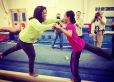 Gabby Douglas Coach Denies Slave Bullying at Olympic Training Gym