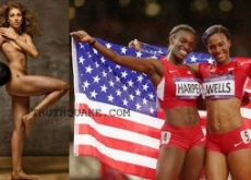 Lolo Jones Bashed by Dawn Harper & Kellie Wells for Virginity Spotlight Hogging