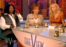 """That's Bullshit!"": Whoopi Goldberg Fights Racist Ann Coulter – Video"