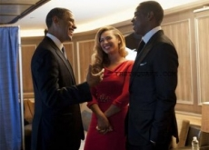 Jay-Z Jealous of Beyonce's Obama Infatuation