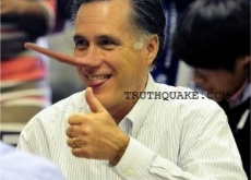 Mitt Romney, Superman, Snow White & Pinocchio Joke