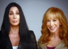 Cher &#038; Kathy Griffin Against Romney &#038; Republicans &#8211; Video