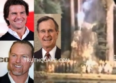 Tony Blair Urged to Attend Bohemian Grove Illuminati Ritual – Video
