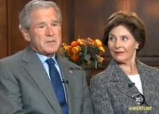 George Bush Suggests Boston Bombings Were Conspiracy – Video