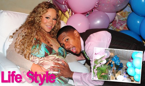 mariah carey twins babies. Mariah Carey and Nick Cannon#39;s