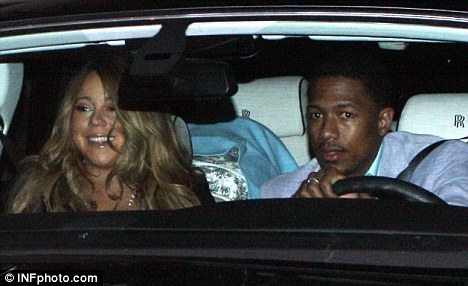 mariah carey twins babies. Mariah Carey and Nick Cannon
