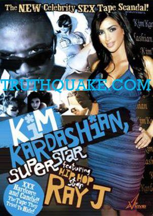 Kim Kardashian's sex tape website was visited by over two million people ...