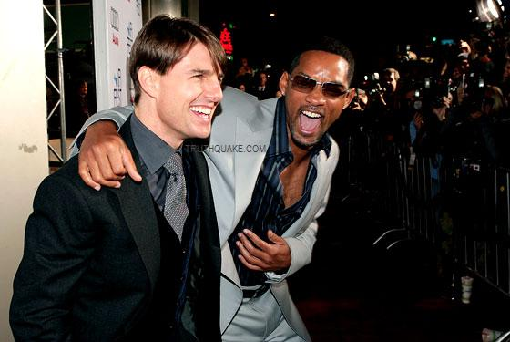Will Smith's Gay, Says Hollywood Madam; Trey Songz, Tom Cruise & Duane ...