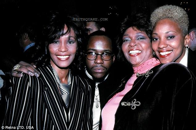Whitney Houston had secret gay relationships and binged on the drugs and ...