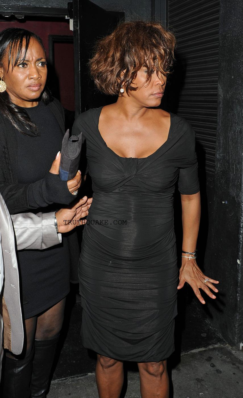 Whitney Houston Was Pregnant