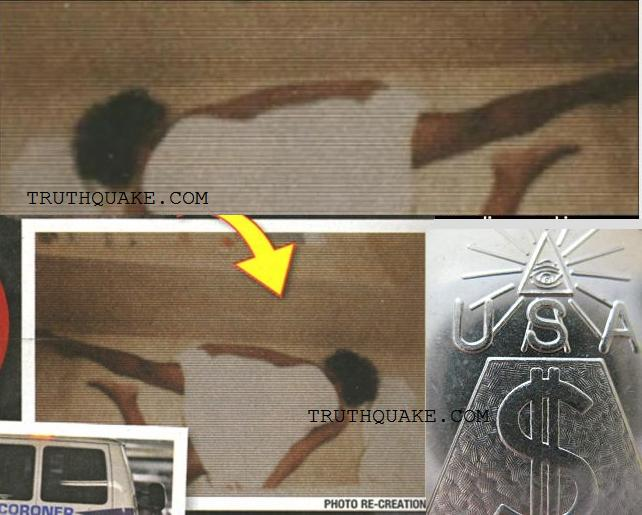 whitney houston 911 call illuminati dead body photo murdered bathtub