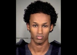File Mug Shot Photo Released Nov. 27, 2010, by Multnomah County Sheriff's Office of Terrorism Suspect Mohamed Osman Mohamud